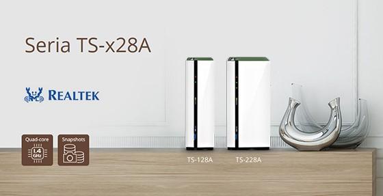 QNAP TS-x28A, servere NAS pentru acasă