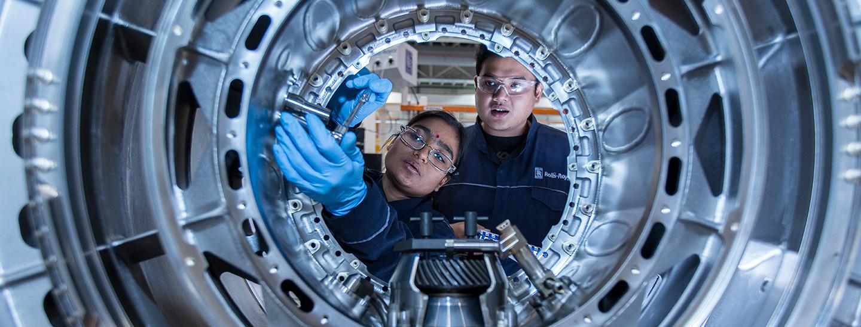 Datele au devenit o parte strategică a gigantului ingineriei Rolls-Royce