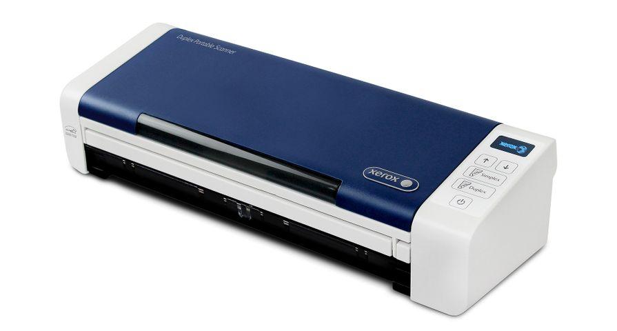 Un nou scaner duplex portabil marca Xerox