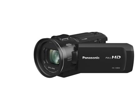 Panasonic lansează două noi camere video 4K și o cameră video Full-HD