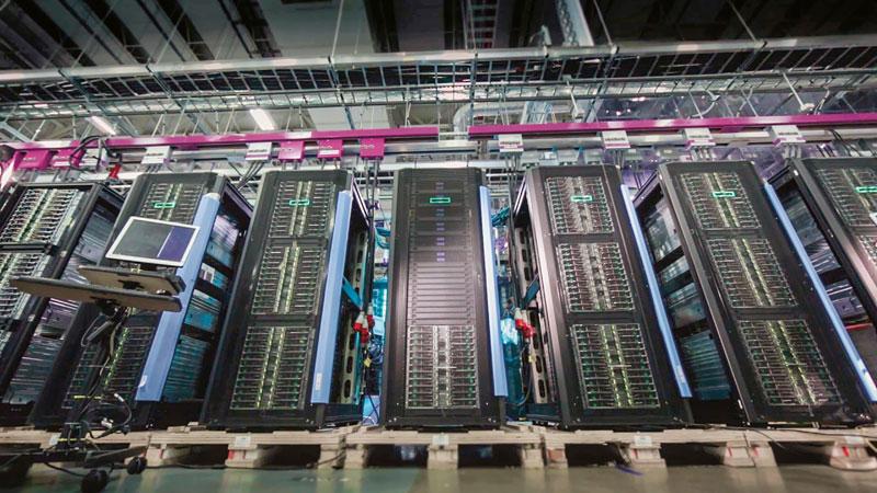 BASF pornește supercomputerul din Ludwigshafen