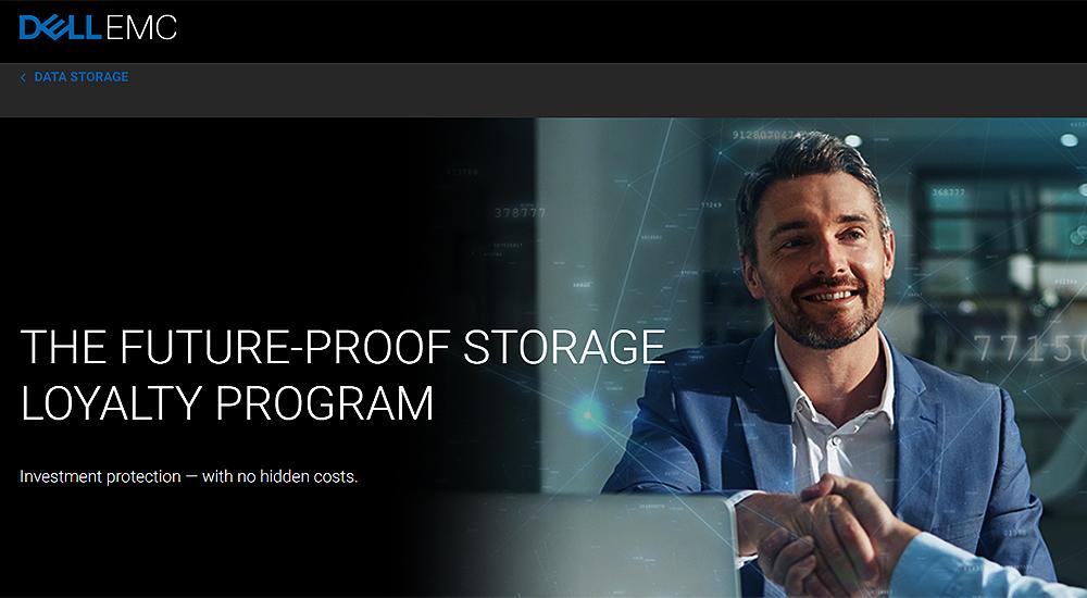 Noul program de protecţie a afacerilor de la Dell EMC