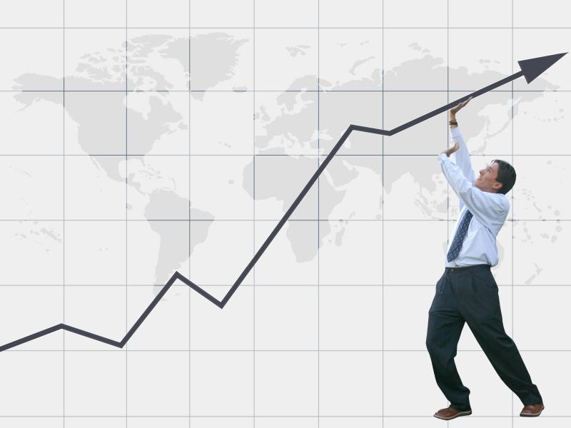 Cifra de afaceri Axis în creștere