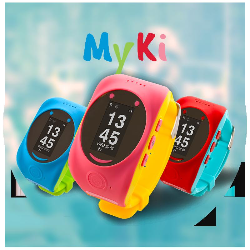 Ceasurile inteligente pentru copii MyKi