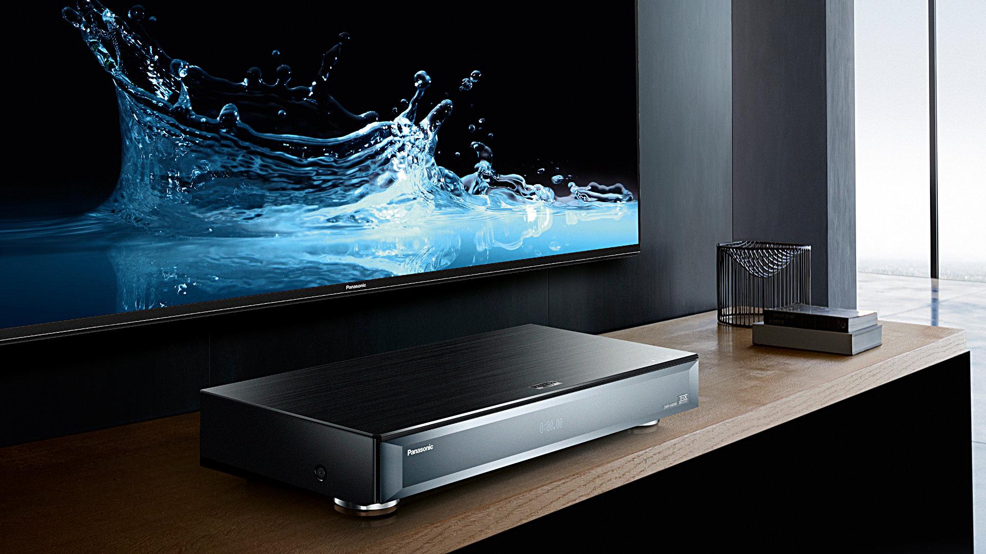 Playerele Panasonic Blu-ray UHD, experiența unui nou univers de imagini și sunete