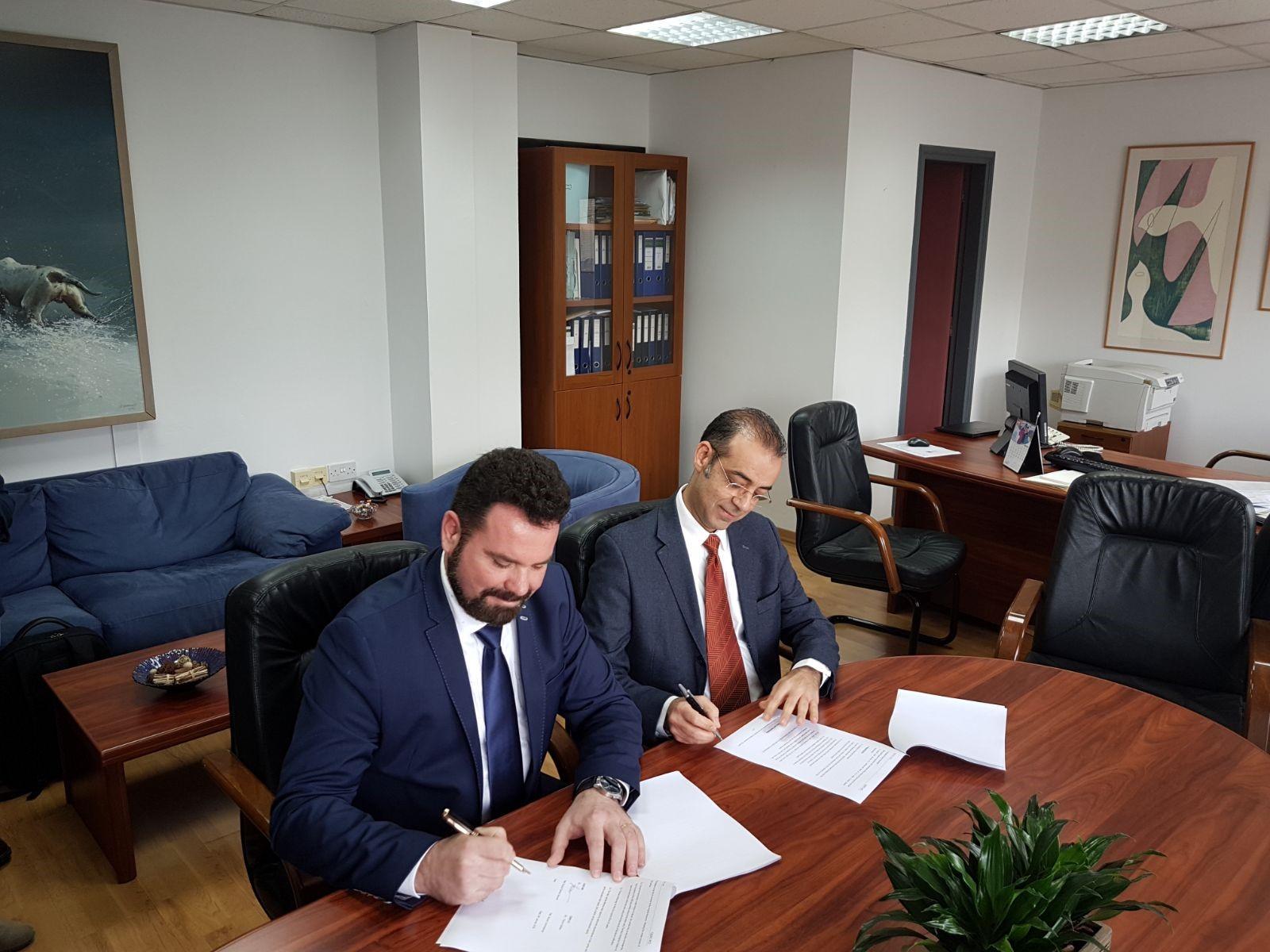 Memorandum de înțelegere între CERT-RO și echipa CSIRT națională din Cipru
