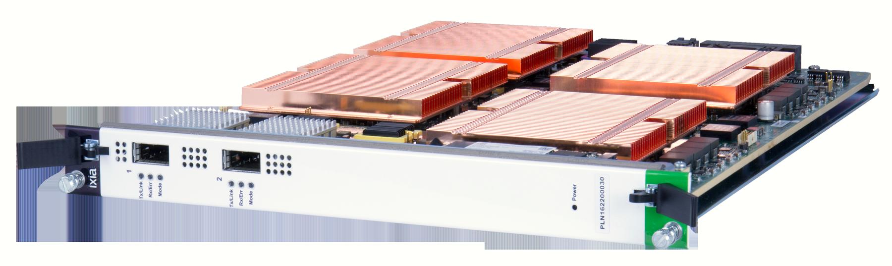 Ixia a extins paltforma CloudStorm cu prima solutie 25GE