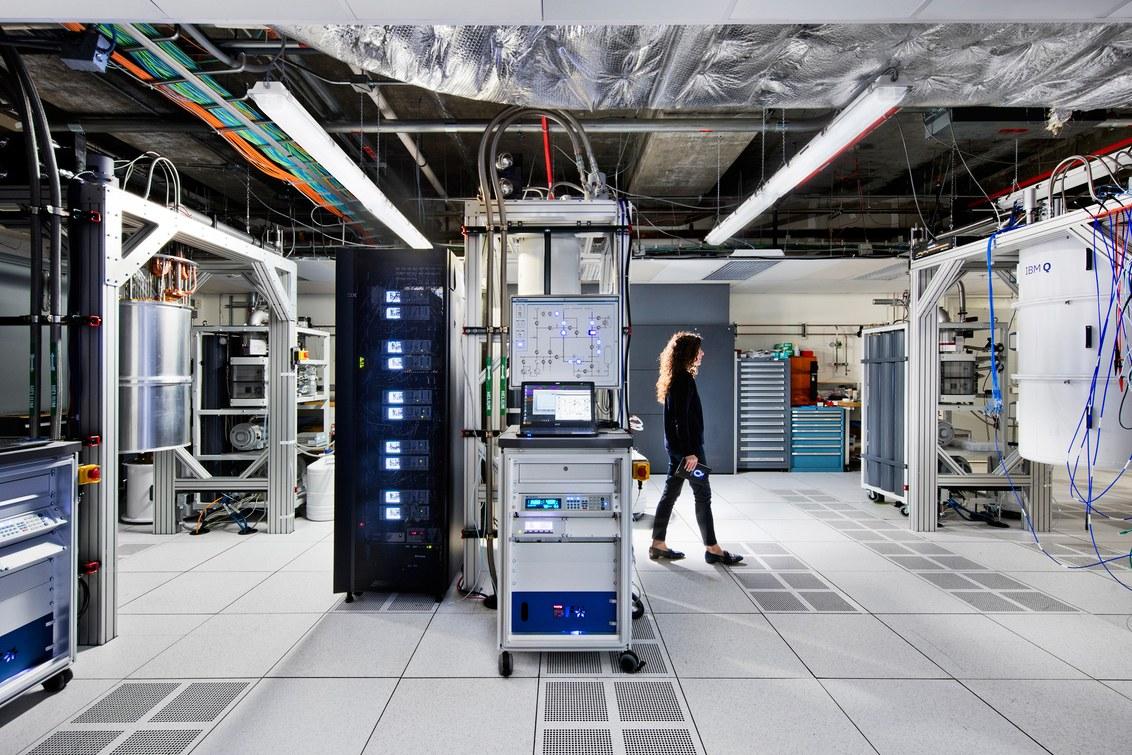 Calculatoarele cuantice sunt în curs de dezvoltare dar încă nu au o utilitate definită