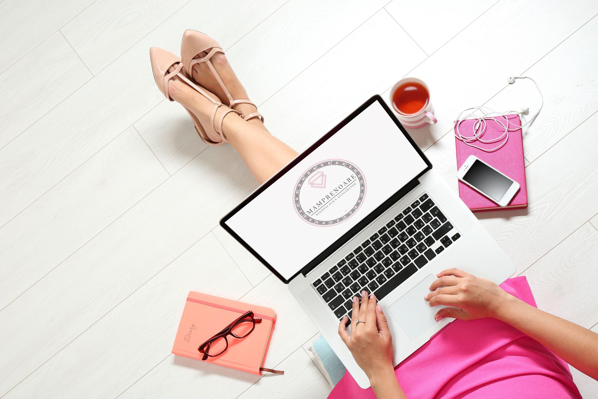 Prima platformă care unește mamele antreprenor