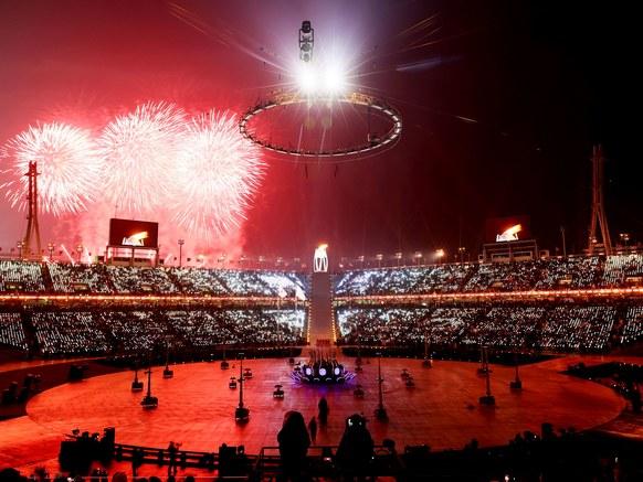 """Malware-ul """"distrugătorului olimpic"""" a lovit Pyeongchang înaintea ceremoniei de deschidere"""