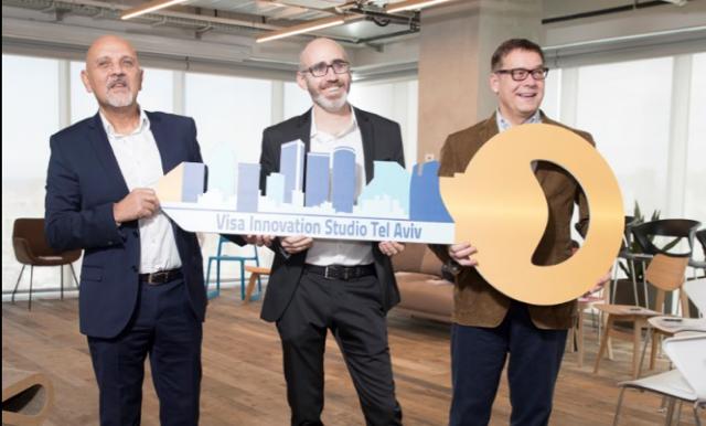 Visa deschide studio de inovatie la Tel Aviv