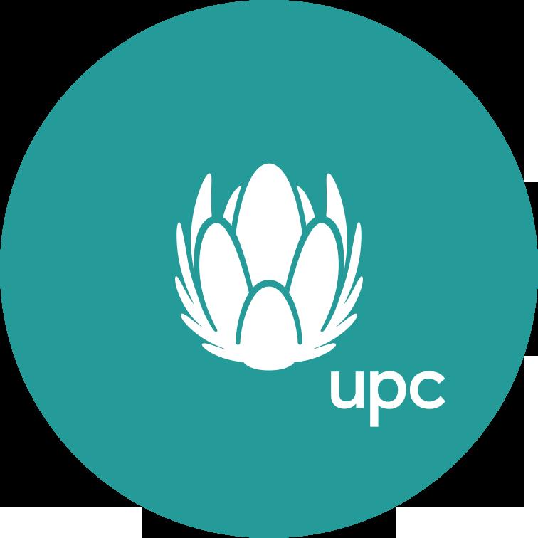Logo UPC Romania