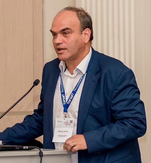 Marius Iurian, Transart: 2017 a consfințit diversificarea pieței țintă