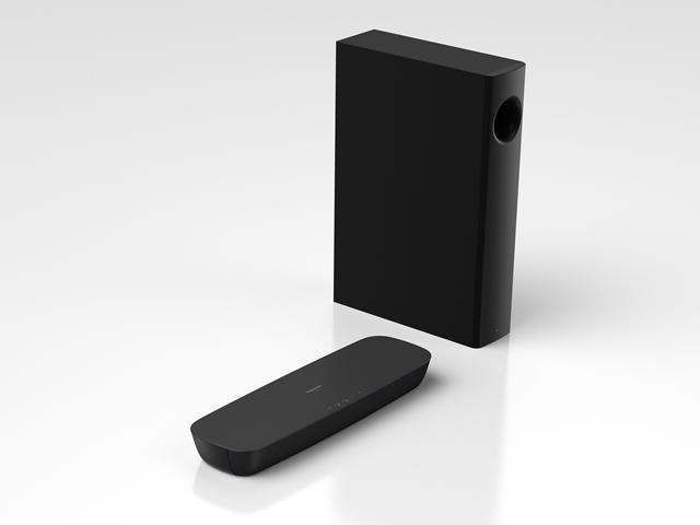 Noile modele de soundbar Panasonic extind gama de echipamente audio şi TV pentru Home Cinema