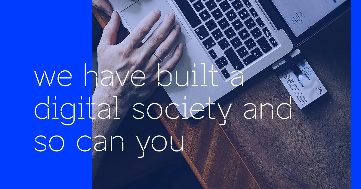 O mentalitate cu adevărat digitală