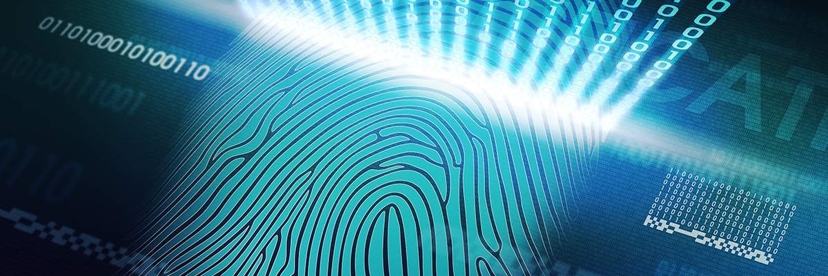 fingerprint scanning - digital security system, access