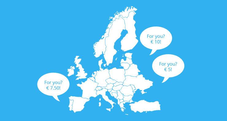 Parlamentul European voteaza raportul privind prevenirea geoblocarii nejustificate