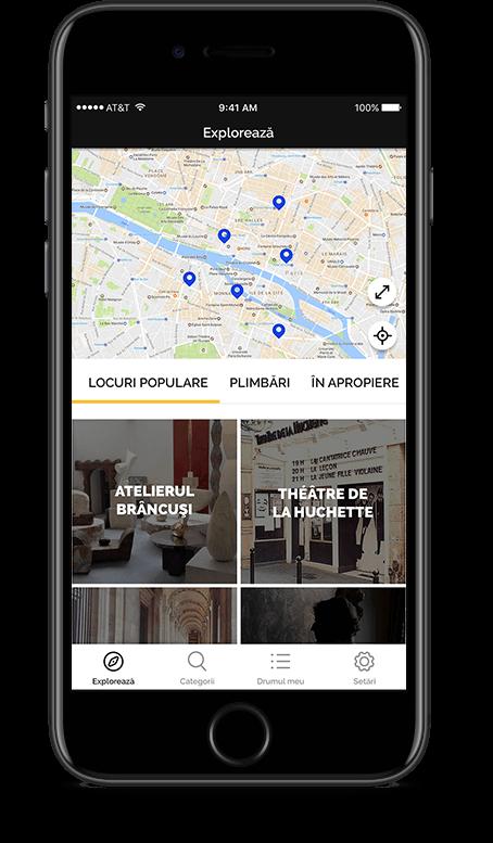 IT-ştii lansează o aplicaţie mobilă în cinstea Centenarului