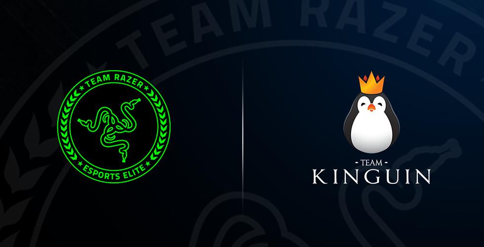 Razer investeste alaturi de Team Kinguin in viitorul sporturilor electronice