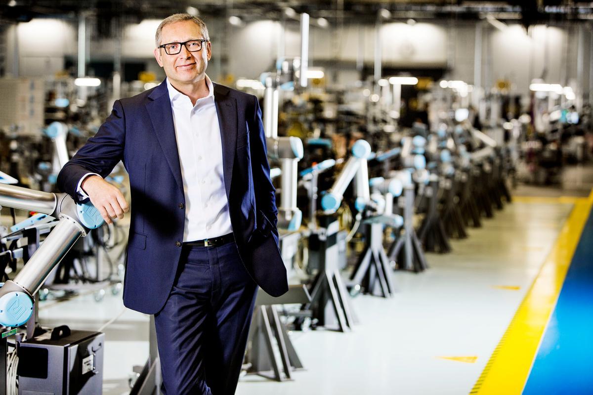 Jürgen von Hollen, Universal Robots: Clienții noștri nu își pot permite scăderea productivității