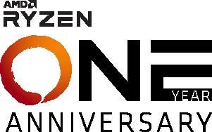 1 an de la lansarea AMD Ryzen