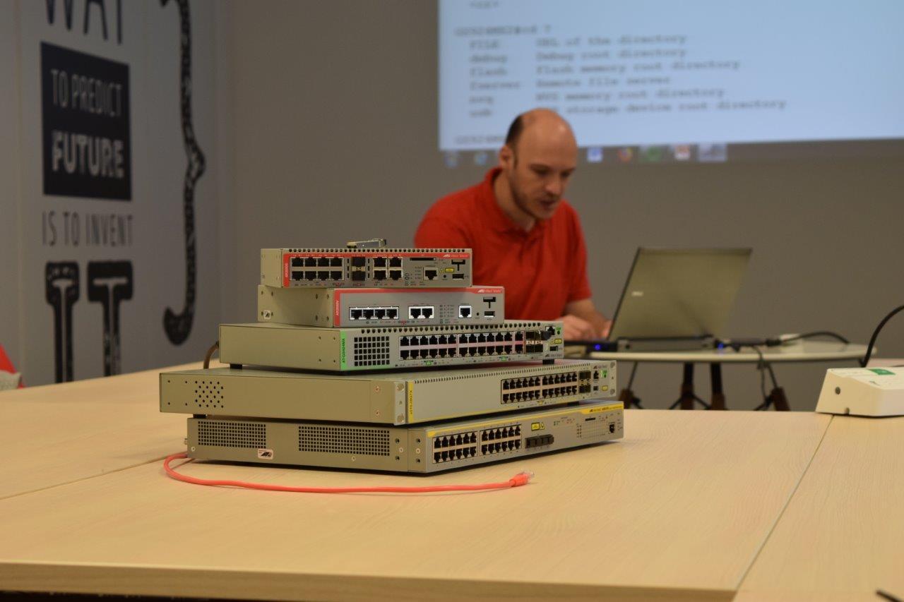 Primul centru de training și certificare Allied Telesis din România