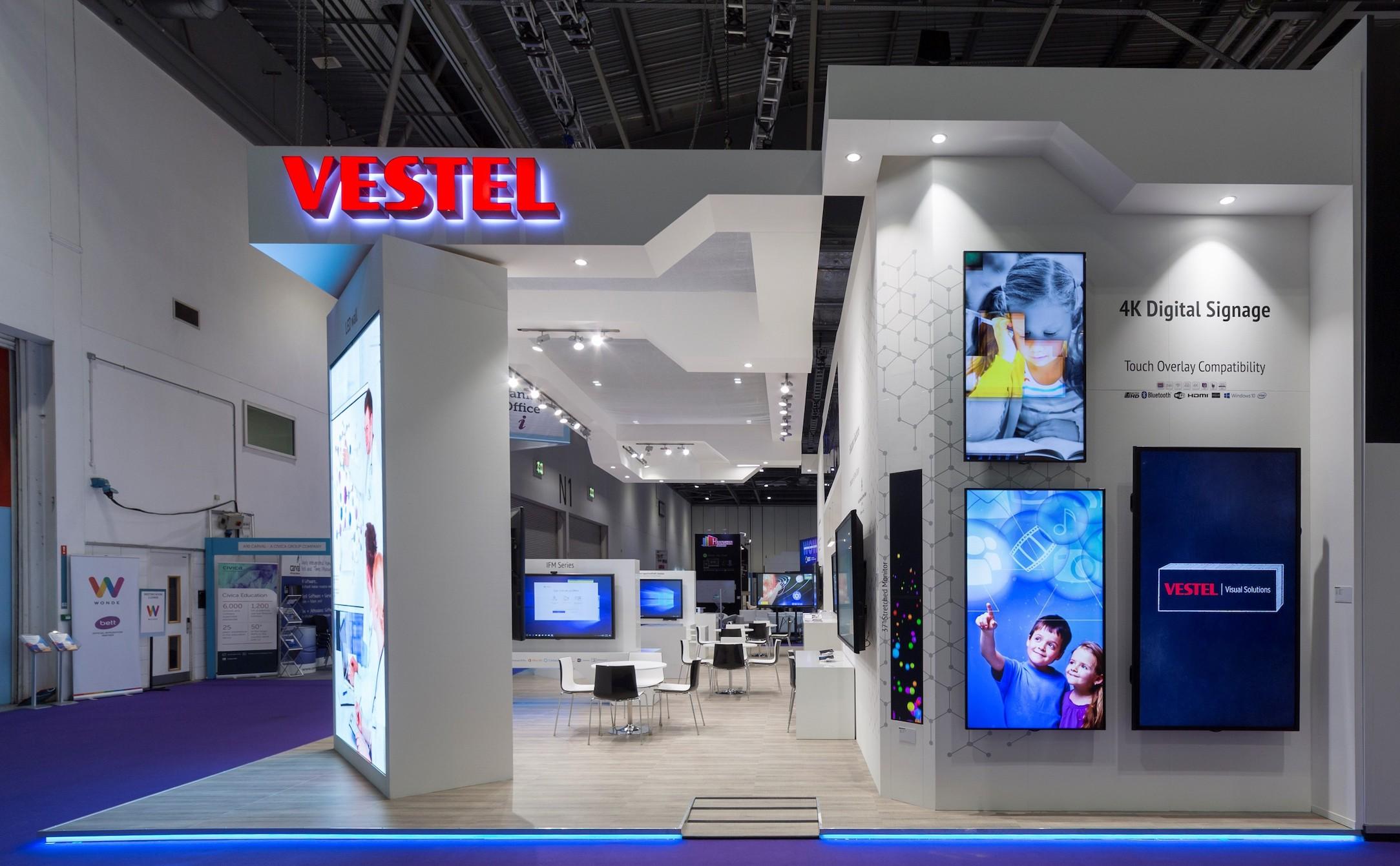 ELKO distribuie produsele Vestel