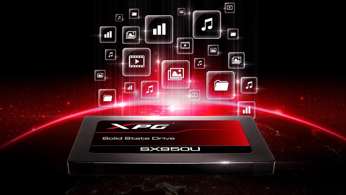 Noul SSD de gaming