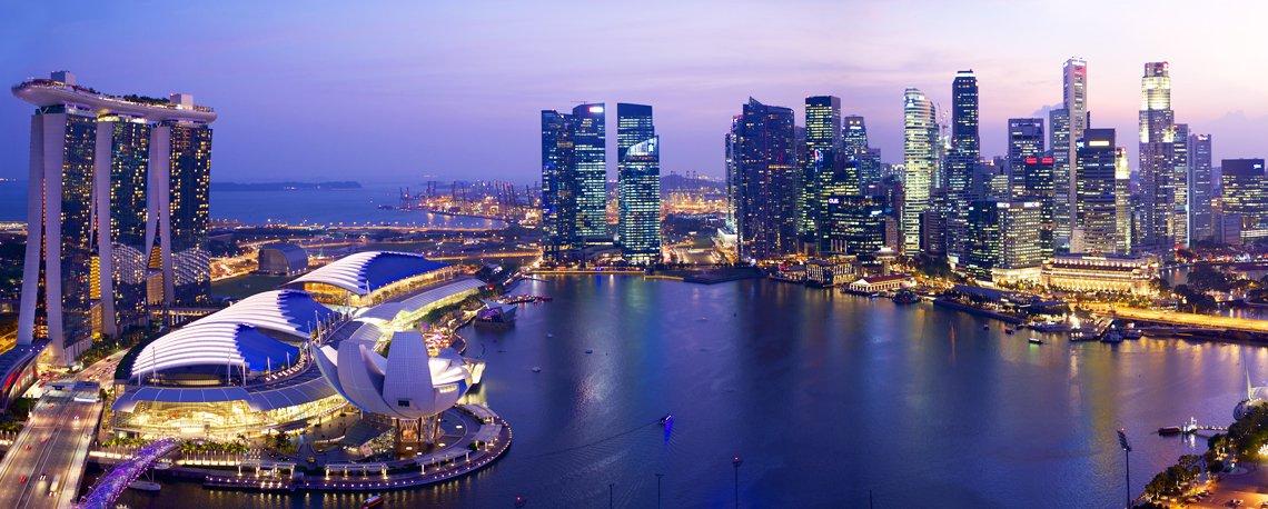 Autoritățile din Singapore prezintă experiența privind implementarea IoT
