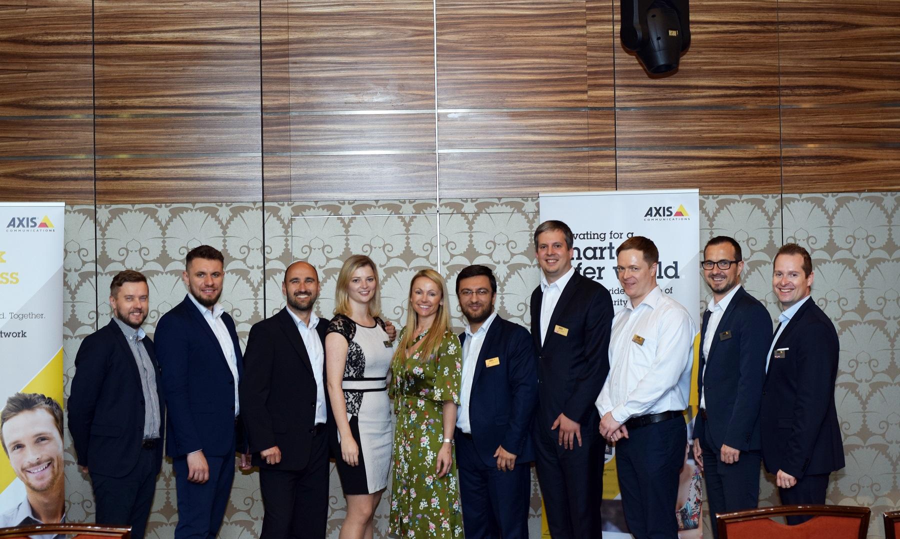 Axis Open Day 2018 –  securitate inteligentă și implicațiile GDPR