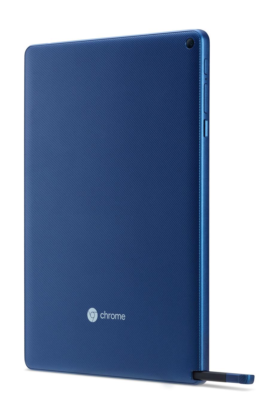 Noua tabletă Acer Chromebook Tab 10