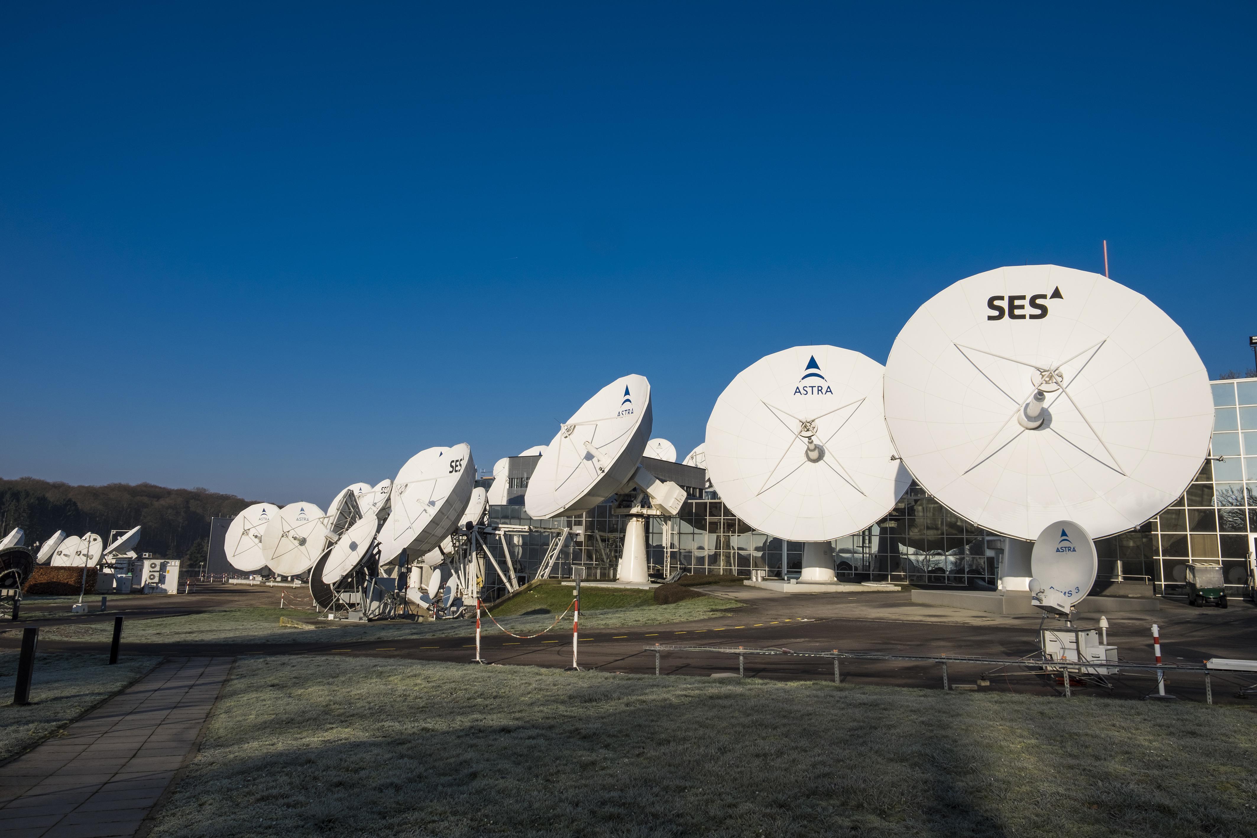 SES are un nou contract pentru servicii de distributie TV