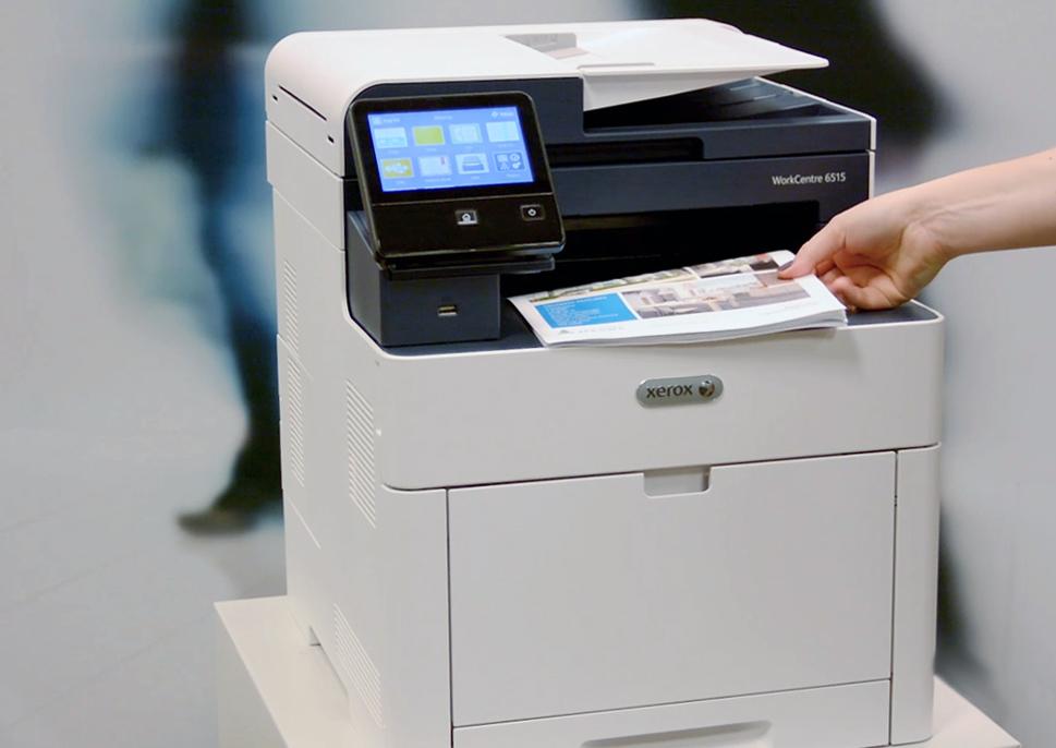 Multifuncționalul Xerox Work Centre 6515 premiat pentru design
