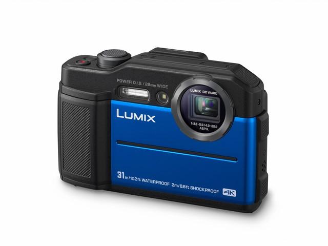 Panasonic Lumix FT7, o nouă cameră digitală rezistentă