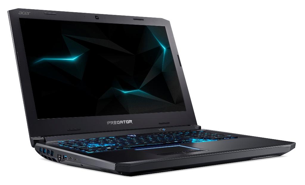 Noile laptopuri de gaming Acer Predator Helios 500 si Helios 300 ES