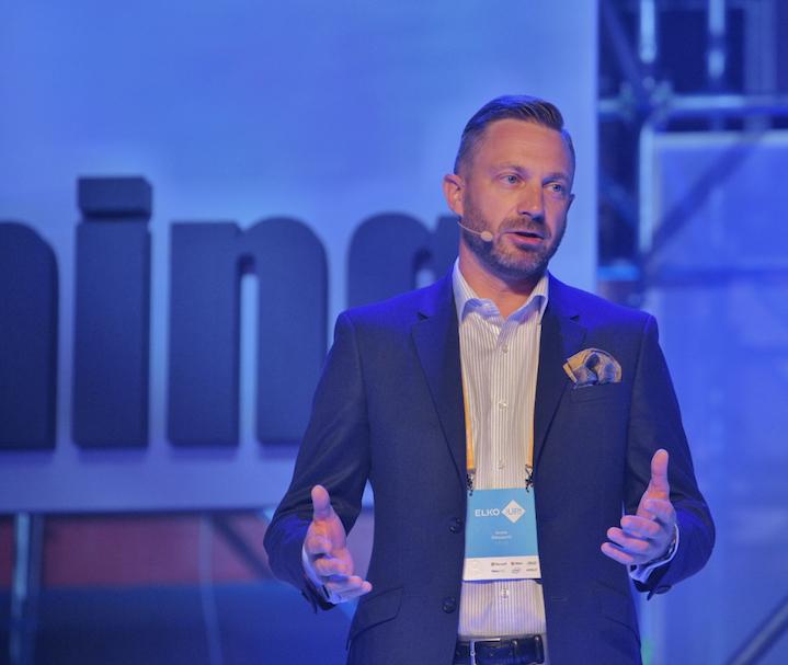 Svens Dinsdorfs - CEO ELKO Group