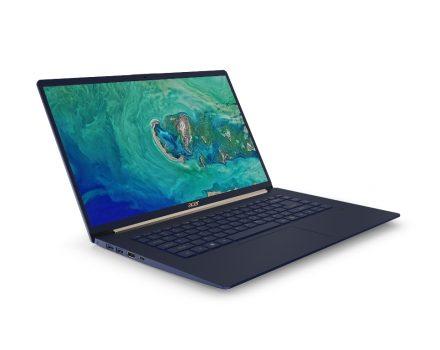 Notebook-ul Acer Swift 5 cu greutate sub 1 kg