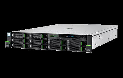 Fujitsu Server Primergy RX2540 M4 oferă oferă un pachet optim de servere pentru rack-uri