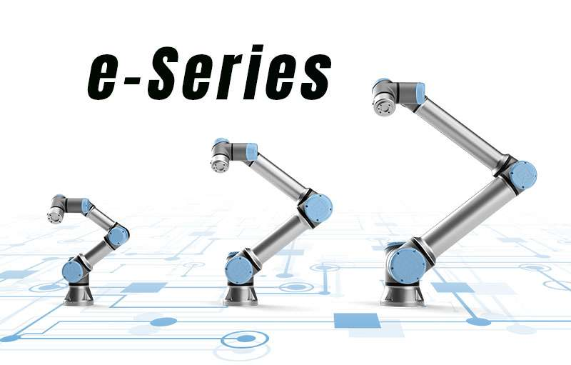 Universal Robots lansează gama de coboți e-Series, cu tehnologie de nouă generație