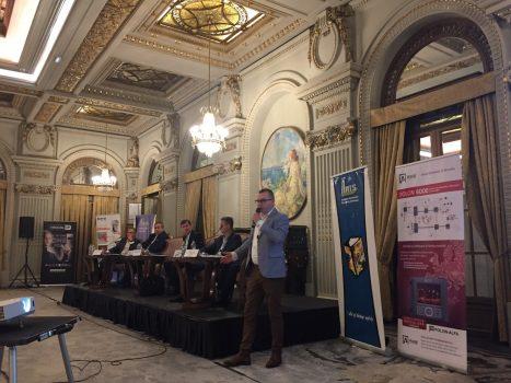 OPTEX, partener al Conferinței Naționale ARTS