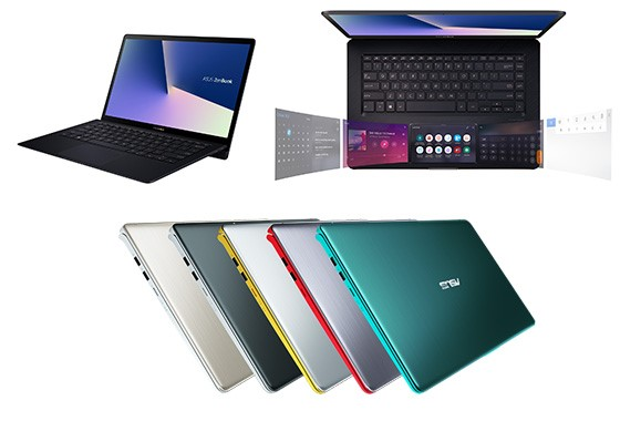 ASUS a lansat noile laptopuri ZenBook și VivoBook