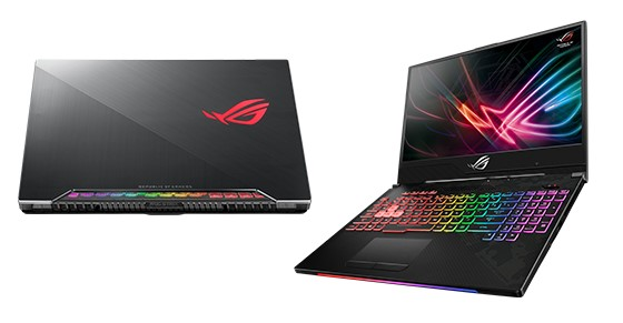 ASUS Republic of Gamers lansează laptopurile ROG Strix SCAR II și Hero II