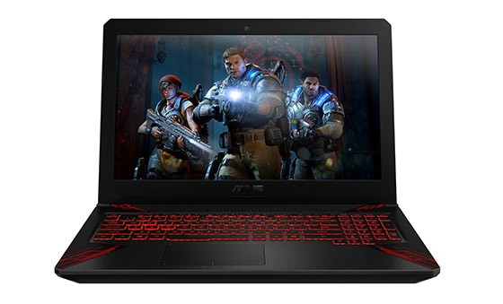 Laptopul ASUS TUF Gaming FX504 a ajuns în România