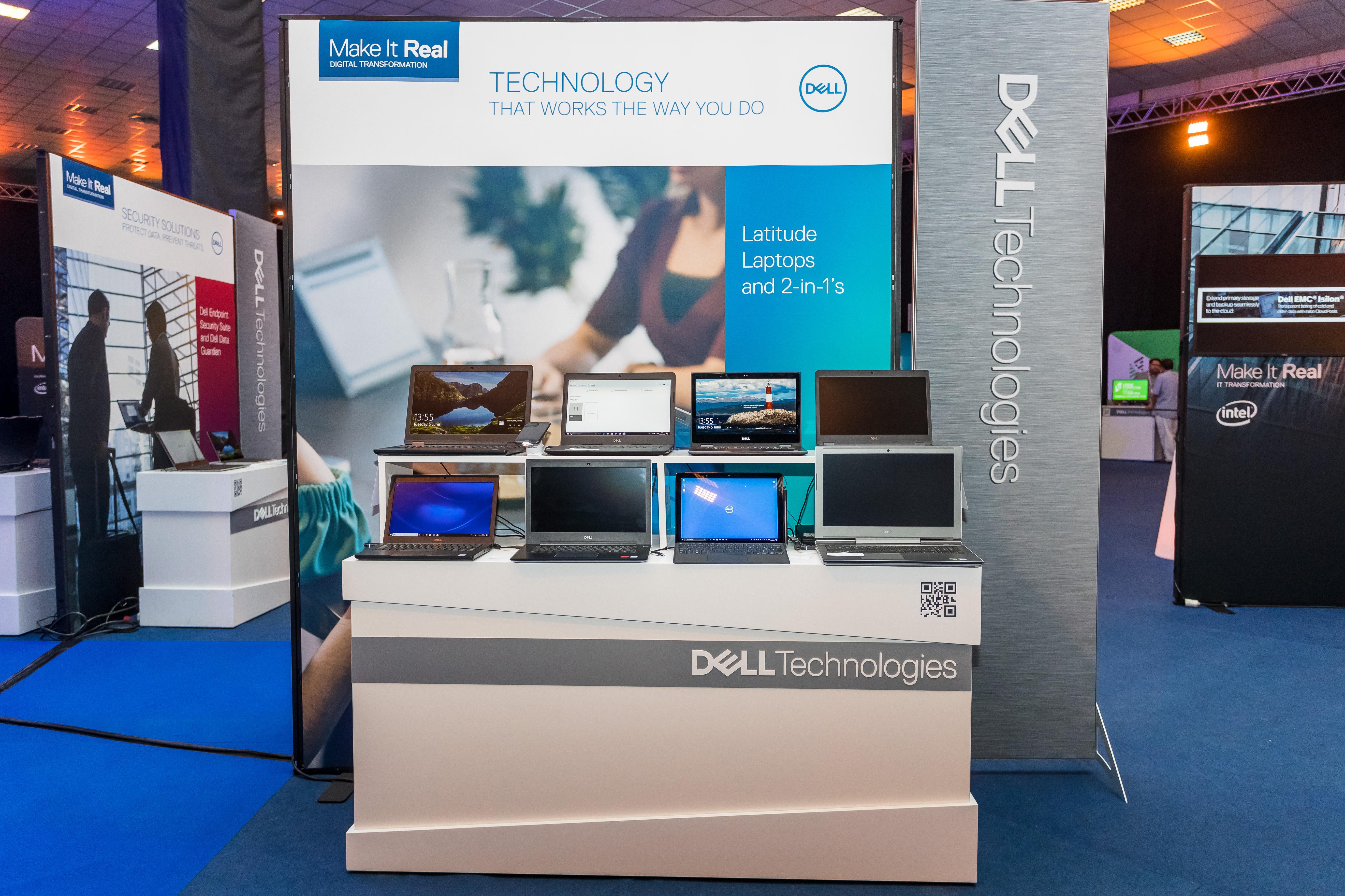 Cele mai recente produse și soluții IT la Dell Technologies Forum 2018