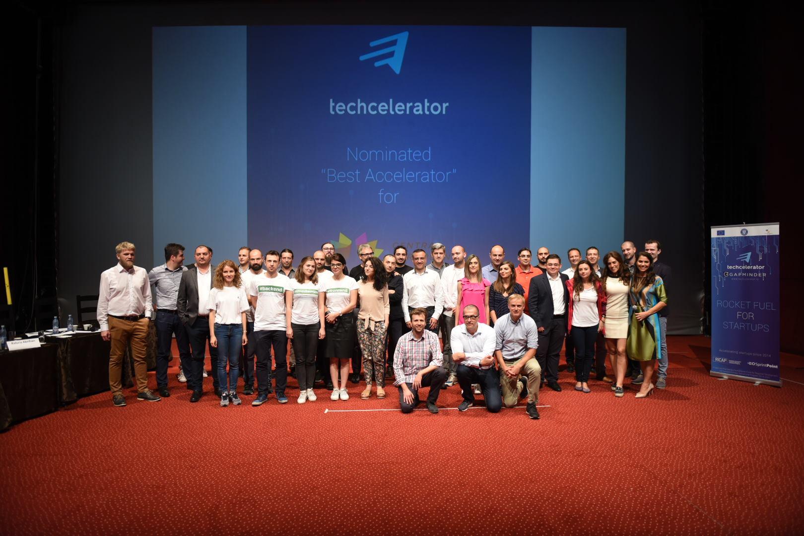 Start-up-ul Safe Ride din programul Techcelerator a primit o nouă rundă de finanțare