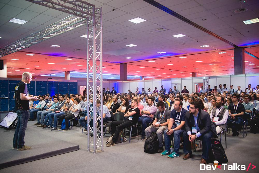 Companii care revolutioneaza industria IT&C sunt prezente la DevTalks_8 iunie