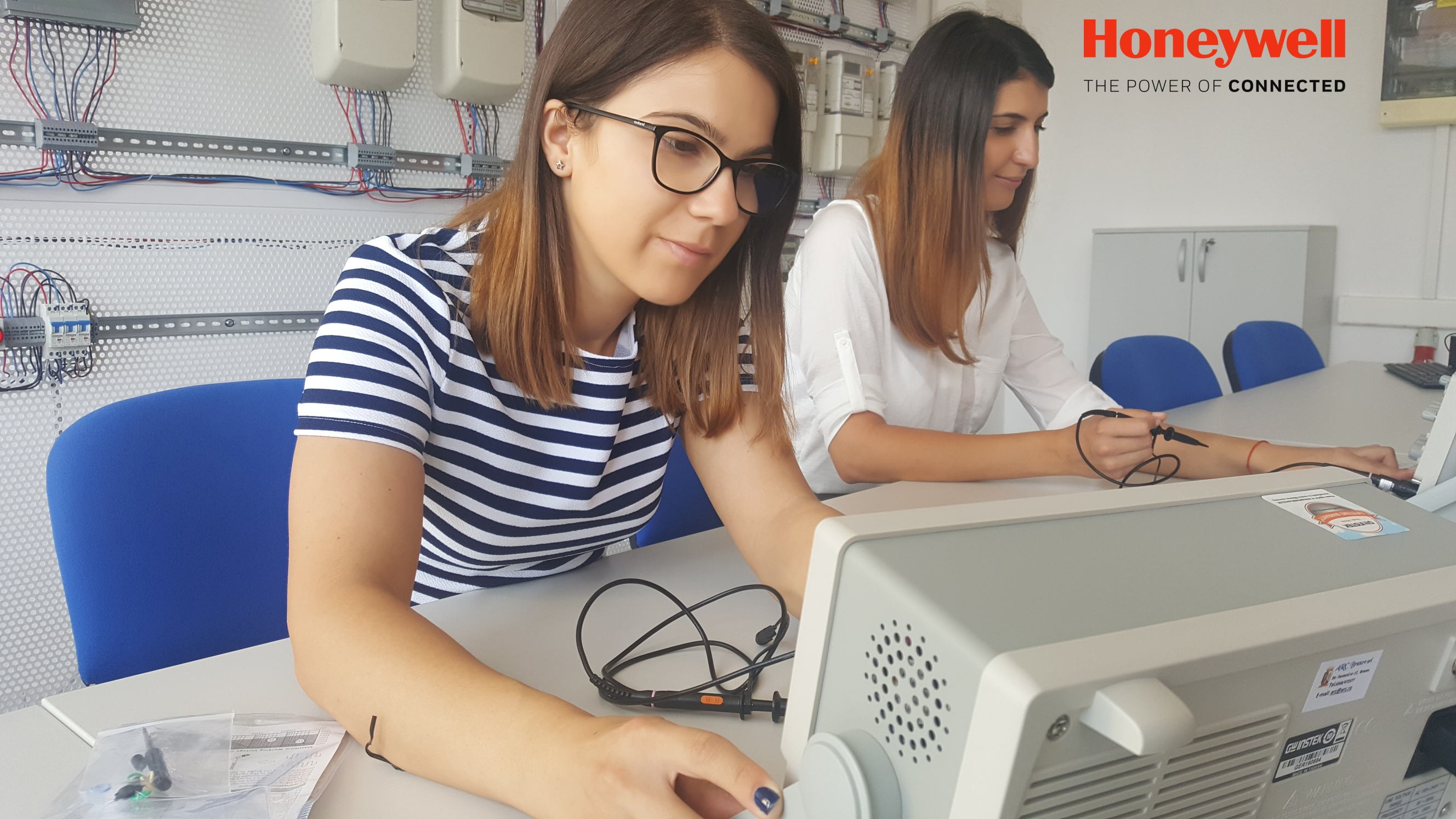 Laborator Honeywell la Universitatea Politehnică Timișoara
