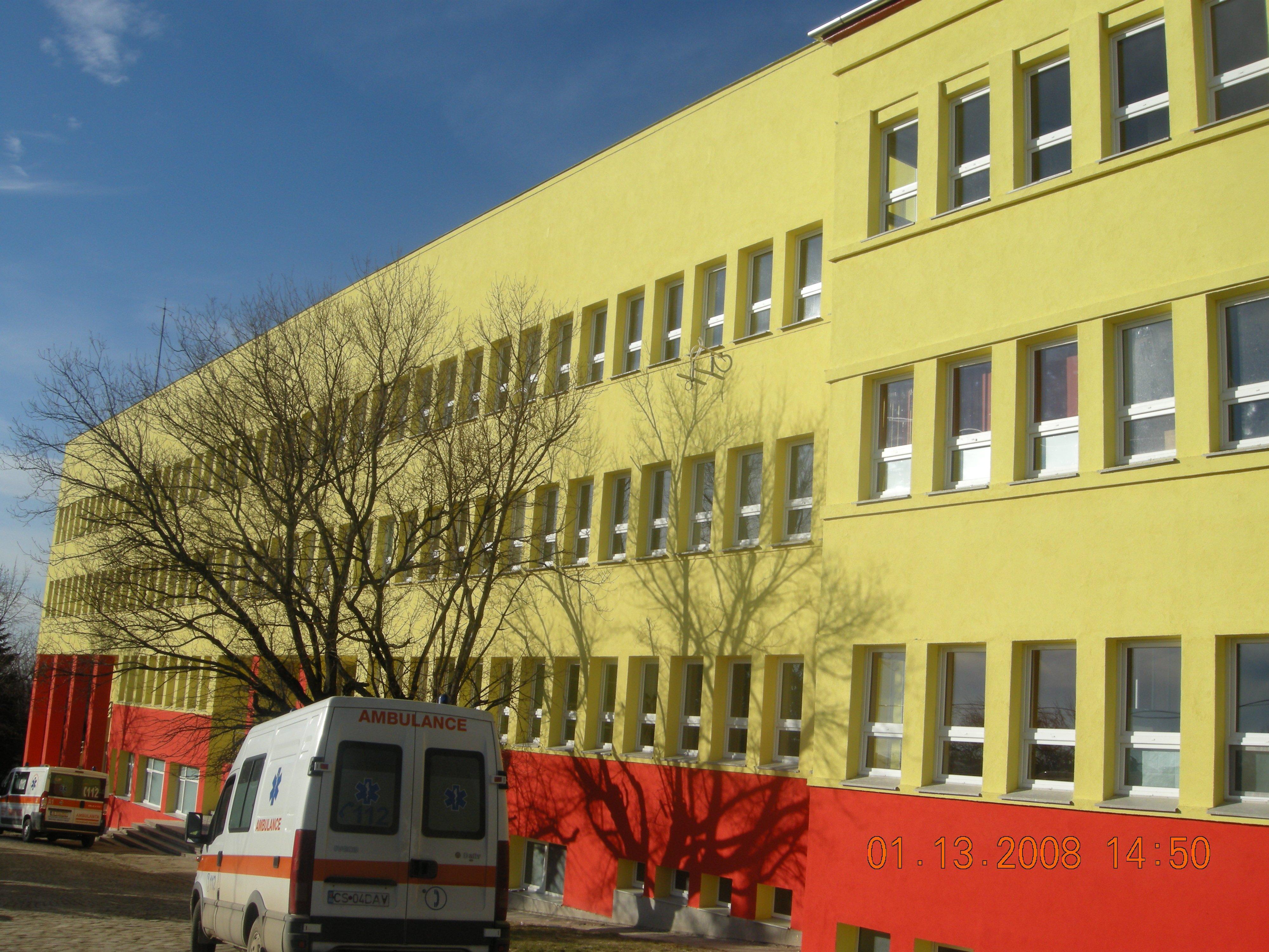 Sistem de acces automatizat la Spitalul Municipal din Orșova