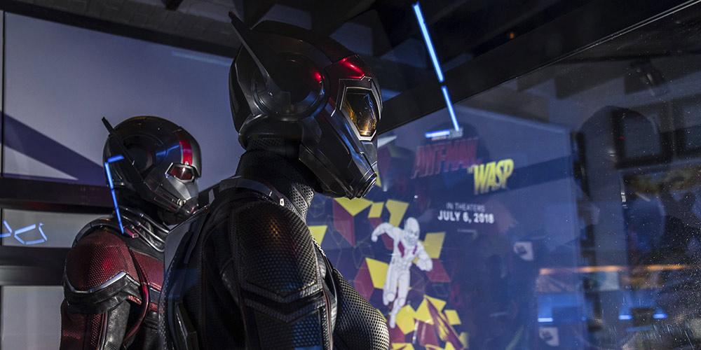 """Tehnologia Dell atât în fața, cât și în spatele camerei în filmul """"Omul-Furnică și Viespea"""", produs de Marvel Studios"""