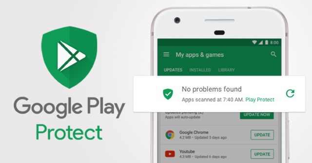 Google Play Protect vă ajută să mențineți dispozitivul Android în siguranță
